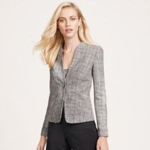 The Limited Scandal Collection Bar Jacket Tweed L